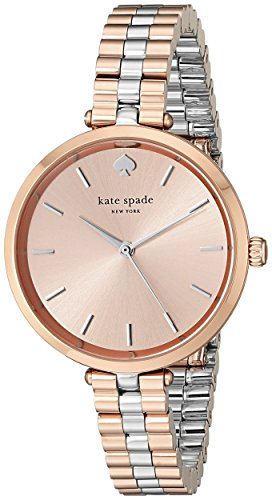 kate spade new york Women's 1YRU0860 Holland Two-Tone Stainless Steel Watch