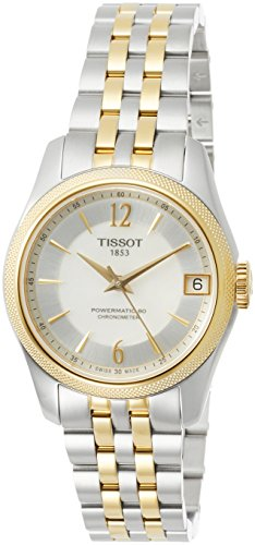 Tissot T-Classic Ballade Automatic Mother of Pearl Dial Ladies Watch T108. 208. 22. 117. 00 by Tissot