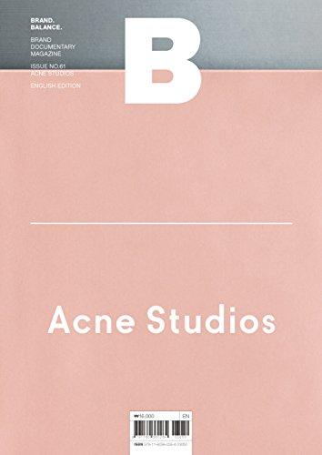 Magazine B - ACNE STUDIO