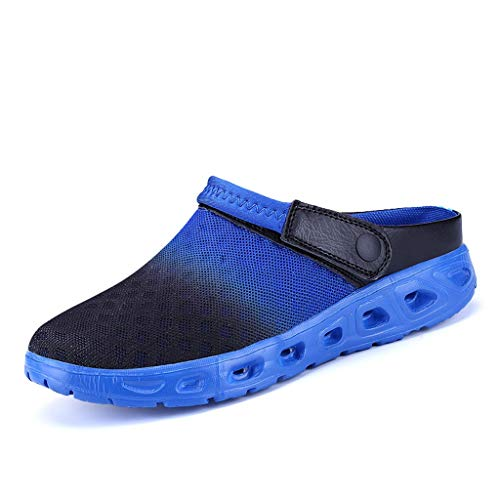 (Respctful✿Uniex Casual Slip On Garden Shoes/Sandals Women Men Outdoor Quick Drying Walking Slippers Beach Shoes)