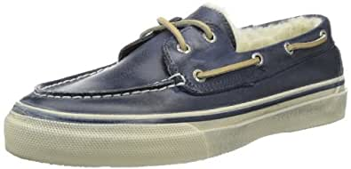 Amazon.com | Sperry Bahama Burnished Winter Mens Leather