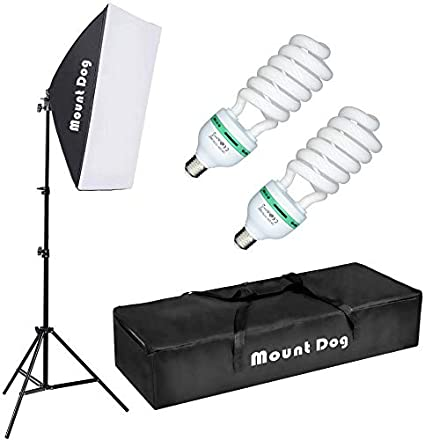 MOUNTDOG Continuous Lighting Kit