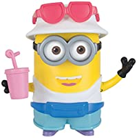 DESPICABLE ME 3 - DELUXE ACTION FIGURE - TOURIST MINION JERRY