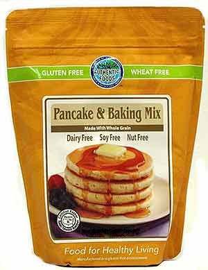 Authentic Foods Bulk Pancake Mix, 7 Pound by Authentic Foods