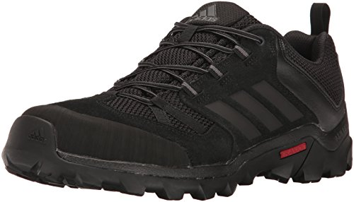 - adidas outdoor Men's Caprock Hiking Shoe, Black/Granite/Night met, 10 M US