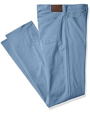 Men's Big and Tall Jean Cut Pant