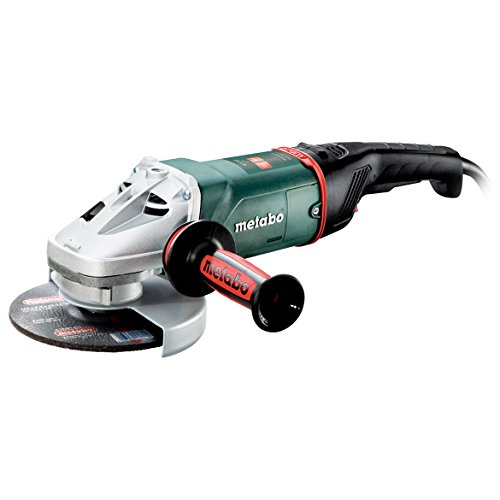 Metabo – 7 Angle Grinder – 8, 500 Rpm – 15.0 Amp W Non-Lock Trigger US606466760 24-180 MVT DM , Professional Angle Grinders