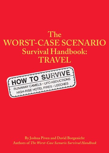 The Worst-Case Scenario Survival Handbook: Travel cover
