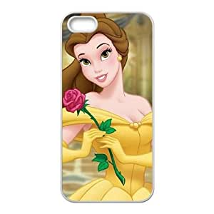 Belle Iphone 4 4S Cell Phone Case White 11B191851