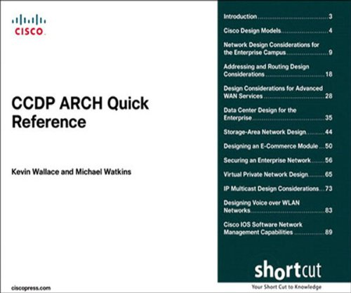 CCDP ARCH Quick Reference ()
