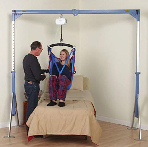 FST-300 Freestanding Patient Lift System (Portable Lift Not Included)