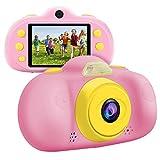 Best Kids Cameras - Huaker Kids Camera ,2.4Inch Screen Digital Camcorders Camera Review