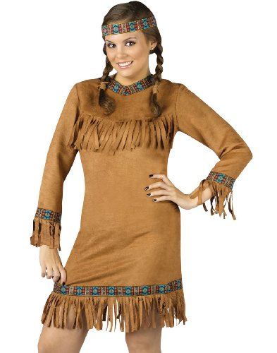 Native American, Indian  Pocahontas Costumes For Women-6801