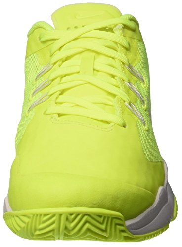 Nike Wmns Air Zoom Ultra Cly, Zapatillas de Tenis para Mujer Verde (Verde (volt/white))