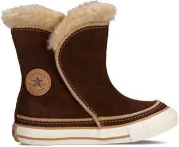 a6d72d25943b42 Converse Chuck Taylor All Star CT Beverly Boot Hi Dark Earth 732486C Size 2