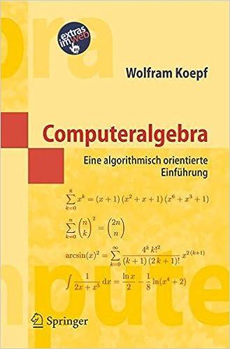 WOLFRAM KOEPF COMPUTERALGEBRA EPUB