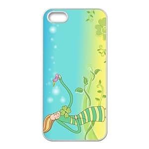 Custom Clover Back Cover Case for iphone5,5S JN5S-141