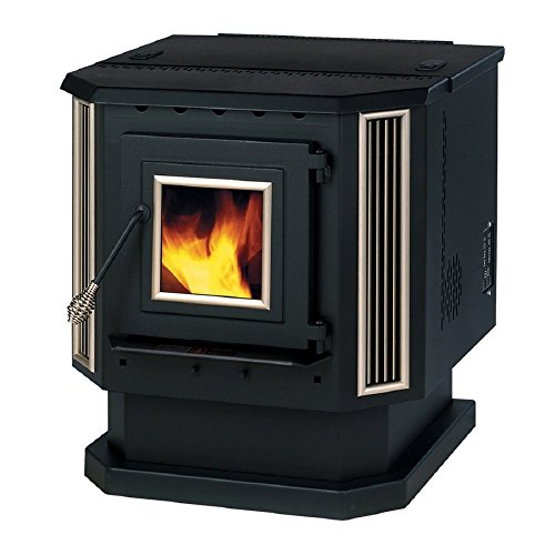 Summers Heat 55-SHP22 Pellet Stove 2,200 Square Foot (Blower For Englander Wood Stove compare prices)