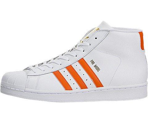adidas Originals Mens Pro Model Fashion Running Shoe
