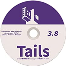 Tails Linux 3.6.2 - Anonymous Browsing / E-Mail and More