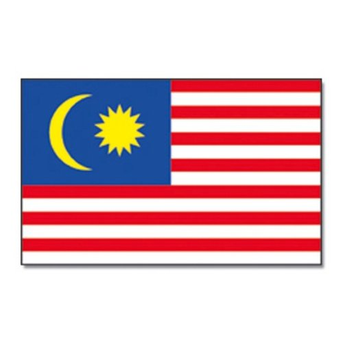 Malasia bandera 90x 150cm