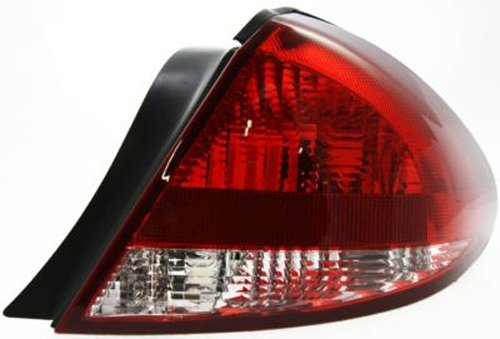 Crash Parts Plus Passenger Right Side Tail Light Tail Lamp for 04-07 Ford Taurus ()