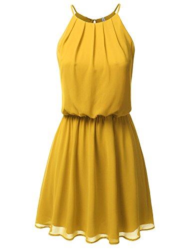 Buy yellow summer dresses - 8
