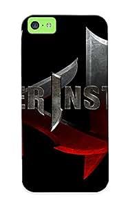 Ellent Design Killer Instinct Fighting Fantasy Game Game (6) Phone Case For Iphone 5c Premium Tpu Case For Thanksgiving Day's Gift