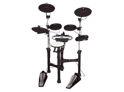 Carlsbro CSD120 Electronic Drum set with Silent Kick Pedal