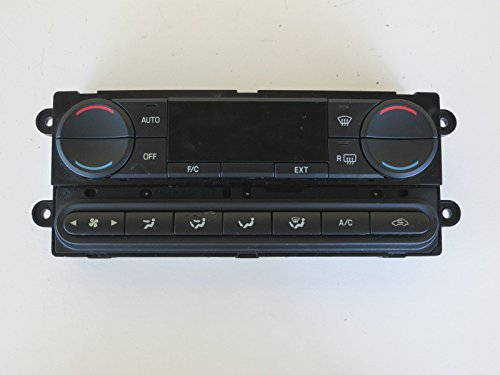 Ford Climate Control (05 06 07 FORD FIVE HUNDRED CLIMATE CONTROL PANEL TEMPERATURE UNIT HVAC OEM C9616)