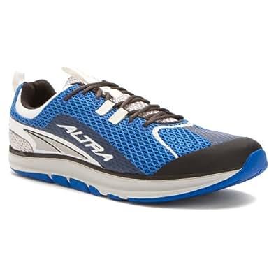 Men's Altra The Torin Athletic Light ZeroDrop Running Shoes Blue/White A1235-2 (D, M) 7 M US