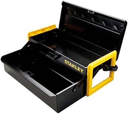 STANLEY STST1-75507 - Caja metalica cantilever 16/40cm: Amazon ...