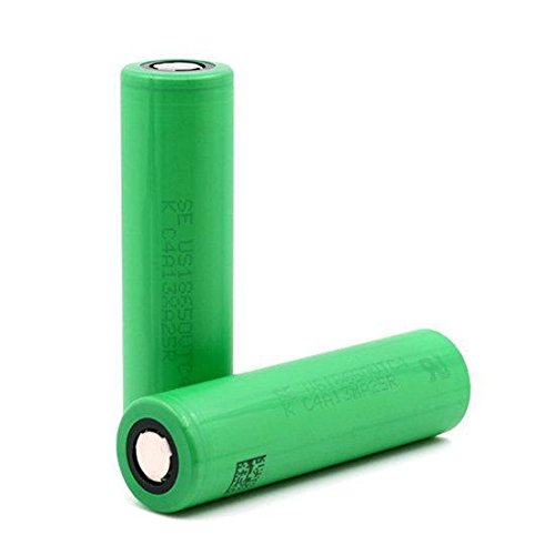 Price comparison product image 2x Original Sony US18650VTC4 2100mAh 30A High Drain Rechargeable Battery