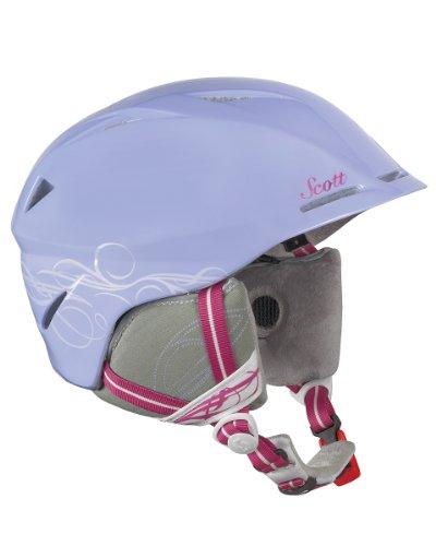 Scott Jade Helmet (Lilac, Medium), Outdoor Stuffs