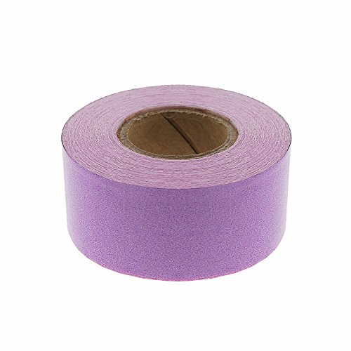 "1"" Violet Color-Code, Clean-Remove Labeling Tape, Write On Surface 