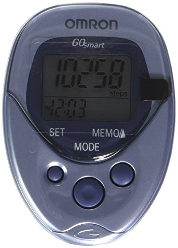 Omron Pedometer Manual - 1