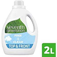 Seventh Generation Seventh Generation Laundry Liquid Free & Clear 2L, 2 liters