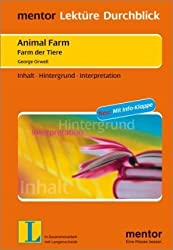 George Orwell: Animal Farm. Farm der Tiere