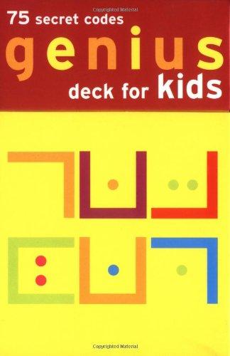 (Genius Decks: Secret Codes for Kids)