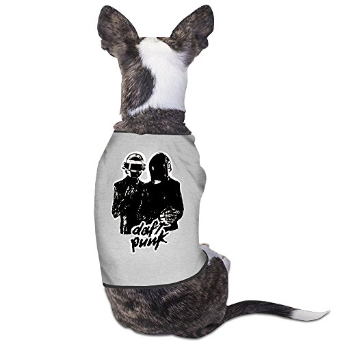 [Daft Punk Duo DJ Techno Music Cool Dog Clothing Small] (Good Guy Duo Costumes)