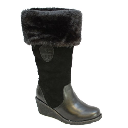 Boot, Black, 40 M EU/9-9.5 B(M) US ()