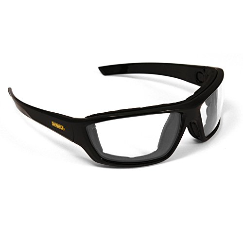 DeWalt DPG83-11D Converter SAFETY Glasses - Clear Anti-Fog Lens (1 Pairper Pack)