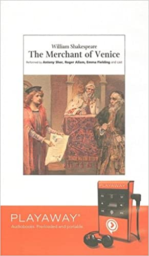The Merchant of Venice With Earbuds Playaway Young Adult: Amazon ...