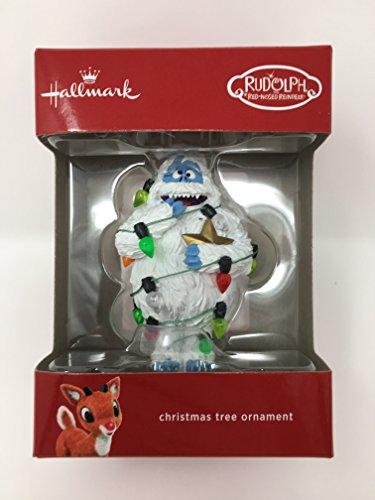 Abominable Snowman Christmas (Hallmark Rudolph Abominable Snowman Christmas Ornament 2017)