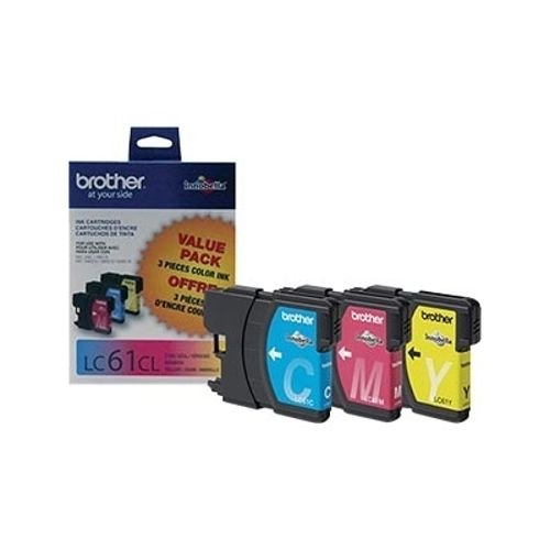 Inkjet Ink Brother Mfc-6490cw 1-sd Three Clr Multipack