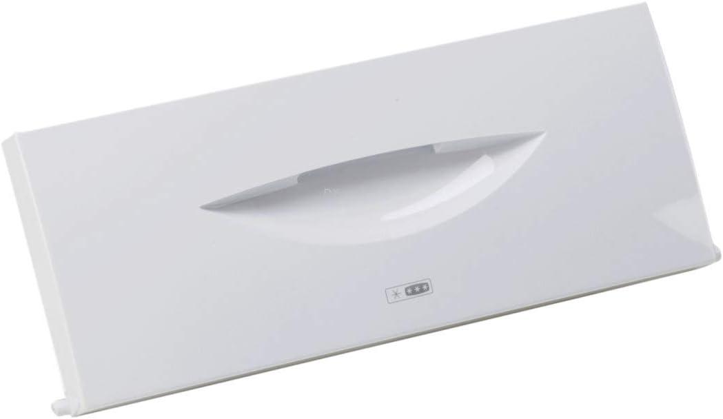 DREHFLEX – KUE-ZB511 – Puerta congelador/plegable para varios dispositivos de Bauknecht/Whirlpool puerta congelador para 481241619514 – Frigorífico