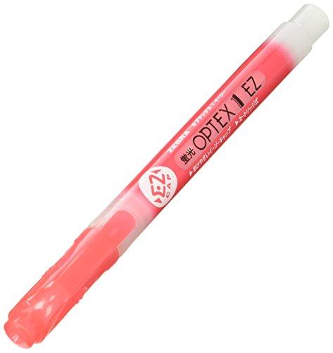 Zebra High Lighter Optex1 EZ, Red (WKS11-R)