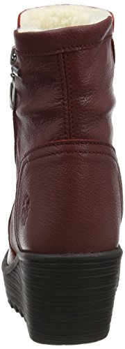 Gore Bottes London Femme Lining Red Warm Fly Yolk060fly Rougecordoba tex eD2WEIY9H