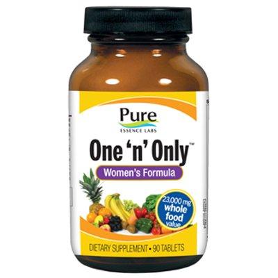 Только Женская Формула чистой сущности Один 'N', таблетки, 90-Count