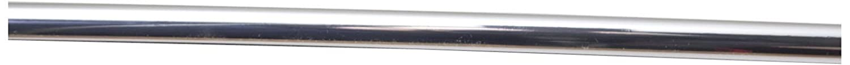 Auto Tech Plastics ECB-297 Chrome Rear Bumper Impact Strip Trim Molding Auto-Tech Plastics